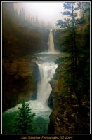 Crescent Falls 5 by KSPhotographic