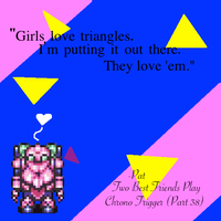2BFP: Girls Love Triangles by SpellboundFox