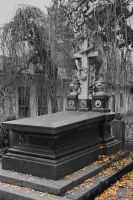 The Grave by AgentSaSu