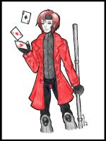 Gambit by CrimsonStigmata2501