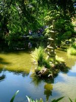 Japanese Tea Garden 9 by Robriel-Stock