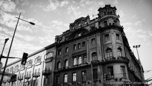 The Bund - All that ture Shanghai III by longbow