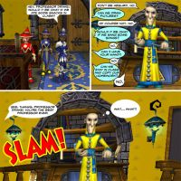 Wizard101 Comic by TaylorXL
