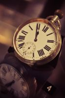 Old Pocket Watch 3 by SirBiggithBrian