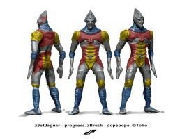 zJetJaguar Progress by dopepope