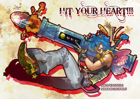 -Hit Your Heart- by Nokomento