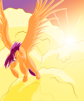.:MLP:. I'll Fly Higher by SaziSkylion