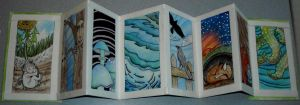 Fy-In Accordion Book by seagnomes