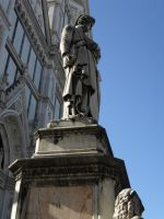 Dante Overlooking Santa Croce by jraffe0404