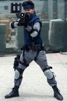 Solid Snake: No, it's no good. by effektdmentality