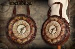 Victorian Clock Bag by Euflonica