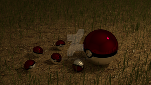 My Pokeballs, My team, My family. by Plentiful-Pentagram