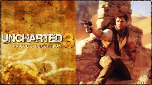 Uncharted 3 PS3Wallpaper 02 by NaughtyBoy83