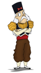 Don Ramon, Is Dr Gero by RagingDroidX