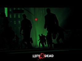 Left 4 Dead Wallpaper by UFO-etc