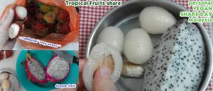 Vegan share Tropical Fruits by Doll1988