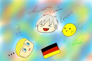 Prussia by CountrygalxHetalia