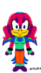 STH Katherine Pixel Bounce by gaby264