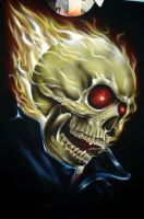 ghostrider 3 by wolfscream
