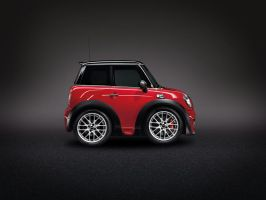 Mini Mini Cooper Works by hamsher