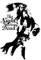 Night of the Living Dead White by willblackwell