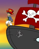 A Pirate's Life For Me 2 by jlechuga