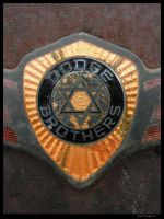 Dodge Brothers Emblem by colts4us