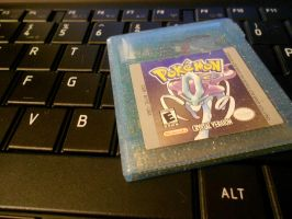 Pokemon Crystal by october84stardust