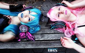 Vocaloids Japan Day by knight28