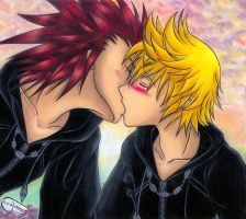 Axel, what's love...? by Xx-Syaoran-kun-xX