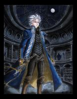 Vergil - DMC 3 by evs-eme