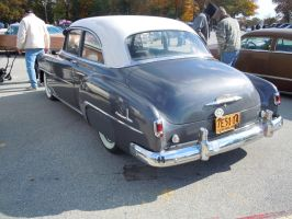 1952 Chevrolet Deluxe Coupe IV by Brooklyn47