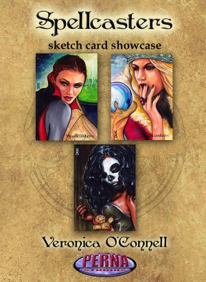 Veronica O'Connell Showcase - Spellcasters
