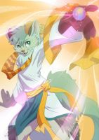 Kudi Power of Forest by playfurry