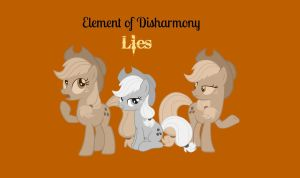 Element of Disharmony: Lies by SStwins