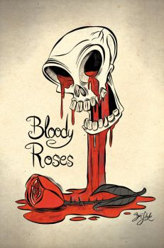 Bloody Roses by Themrock
