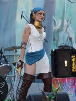 Isabela - On stage by GuildPrincipalDio