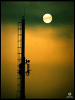 Mobile tower 2 by milad-esmaili
