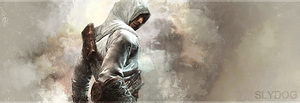 Assassin's Creed Banner by Slydog0905