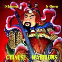 by Olones_Chinese Warriors by olones