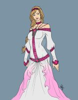 Alanis dress design by DStPierre