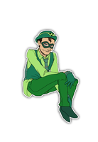 Riddler by Traco