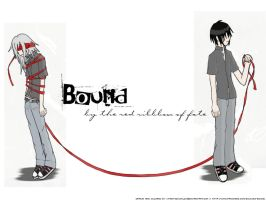 Bound -- by fate by xtaintedxchildx