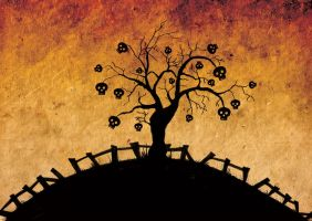 Tree of Death by lookhappy