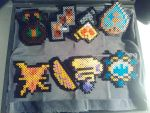 Pokemon badges - Kalos 2 by bGilliand