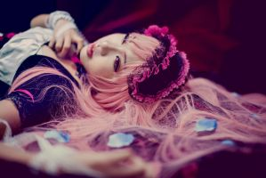 VOCALOID : Desire for Liberation by Sherara