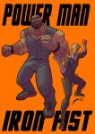 Power Man and Iron Fist by Juggertha