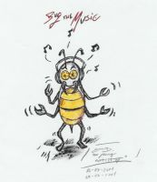 bug the music by moonlightwatcher