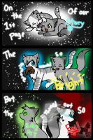 Warriors Love The Way You Lie Ivypool Pt1 by DevilsRealm