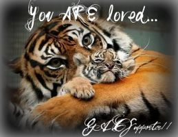 You ARE Loved~ by JanethTheBrave